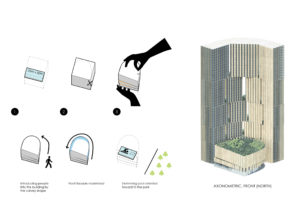 spatial practice architecture office Los Angeles Hong Kong aquatic residential tower shenyang china concept podium