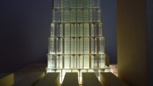 spatial practice architecture office Los Angeles Hong Kong arcade residential tower kaohsiung taiwan night view