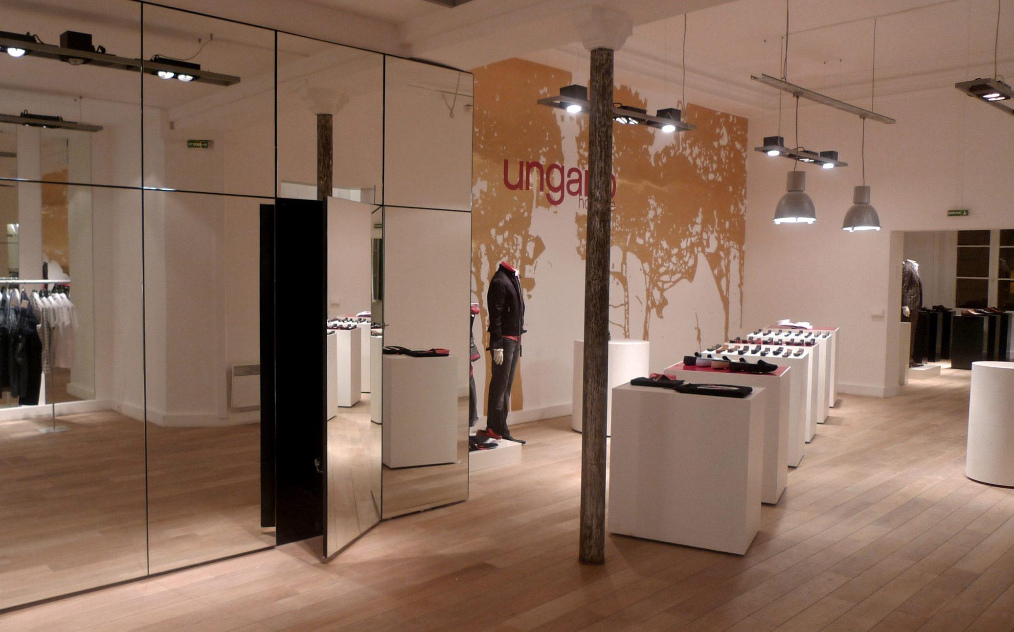 spatial practice architecture office Los Angeles Hong Kong emanuel ungaro showroom paris france hidden toilet