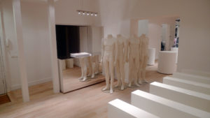 spatial practice architecture office Los Angeles Hong Kong emanuel ungaro showroom paris france office