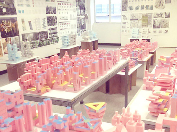 spatial practice architecture office Los Angeles Hong Kong hku 2015 Spring MArch1 experimentation studio