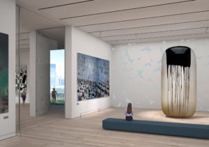 spatial practice architecture office Los Angeles hong kong museum contemporary art baoan china gallery