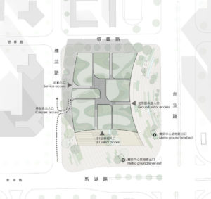 spatial practice architecture office Los Angeles hong kong museum contemporary art baoan china master plan