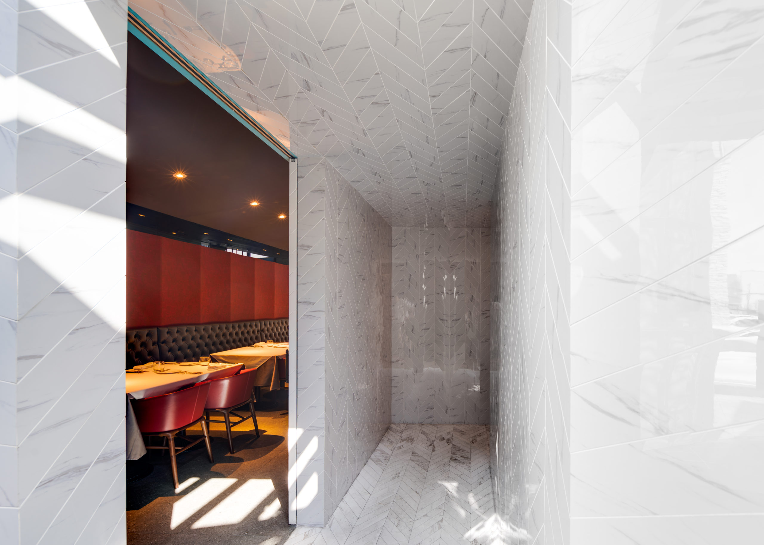 spatial practice architecture office Los Angeles Hong Kong fleur de sel restaurant taichung taiwan interior cleanser