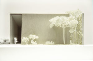 spatial practice architecture office Los Angeles Hong Kong fleur de sel restaurant taichung taiwan model service- entry