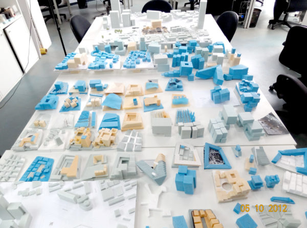 spatial practice architecture office Los Angeles Hong Kong work process office