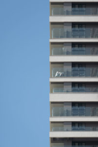 spatial practice architecture office Los Angeles Hong Kong one more residential tower Kaohsiung taiwan facade closeup