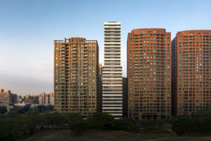 spatial practice architecture office Los Angeles Hong Kong one more residential tower sunset kaohsiung taiwan